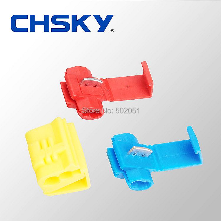 Гаджет  74pcs free shipping Blue color Scotch Lock Quick Splice 18-14 AWG Wire Connector None Электротехническое оборудование и материалы