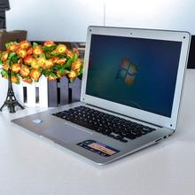 Quad Core Laptop Computer Celeron J1900 2 00GHz 4GB DDR3 500GB HDD 14 Inch 1600x900 TFT