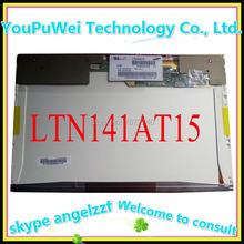 """14.1"""" LCD LED screen LTN141AT15 LP141WX5 TLP3 N141I6-L03 B141EW05 V.4 for lenovo E46L E46A T410 notebook display 1280*800(China (Mainland))"""