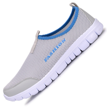 2016 Summer Sport Shoes Men Breathable Canvas Mens Shoes Casual For Men&Women Grey Black Trainers Shoes Plus Size 36-49 NOLOGO(China (Mainland))
