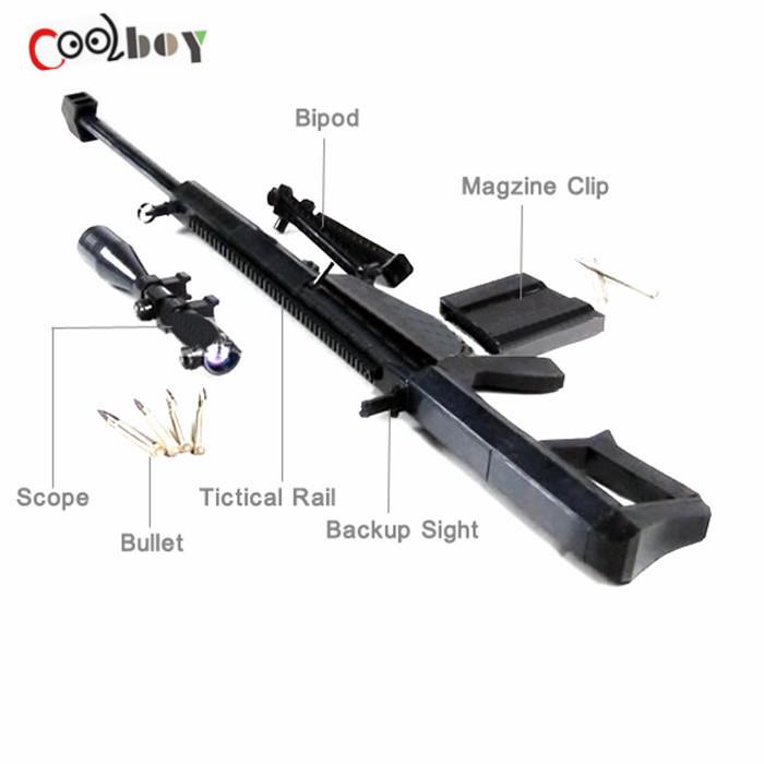 Cosplay Guns Diy Barrett M82 Model Guns Diy