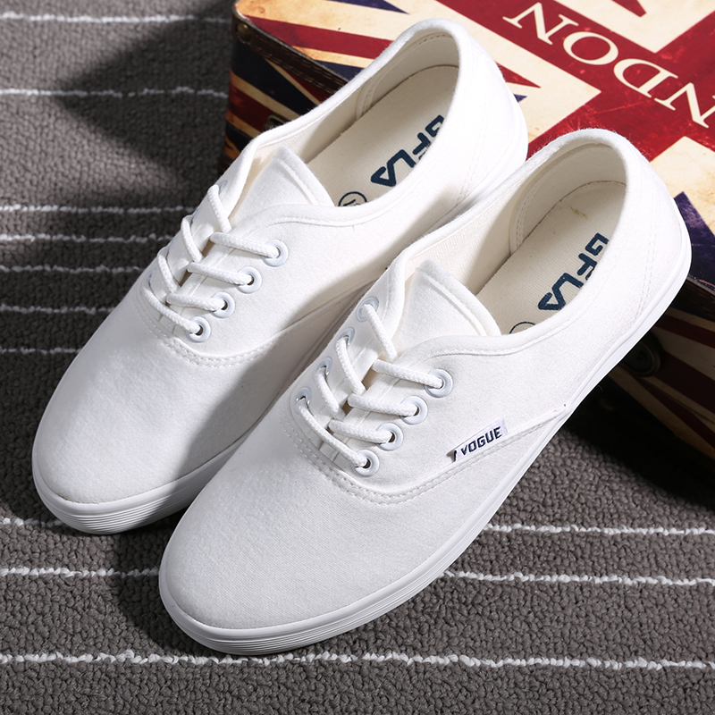 2015 fashion women canvas shoes low breathable women solid color flat shoes casual candy colors leisure cloth shoes<br><br>Aliexpress