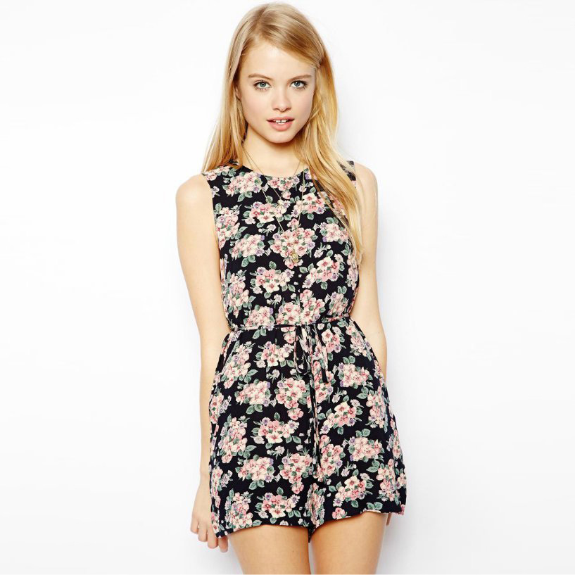 Similiar Floral Rompers For Women Keywords