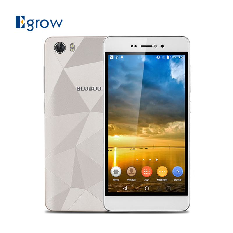Original BLUBOO Picasso MTK6580 Quad Core Cell Phone Android 5.1 5.0 Inch Mobile Phone 2G RAM 16G ROM Smartphone(China (Mainland))