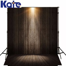 200CM*150CM Kate No Creases Photography Backdrops Vintage Wood Can Be Washed For Anybody Backdrops Photo Studio NTZC-018