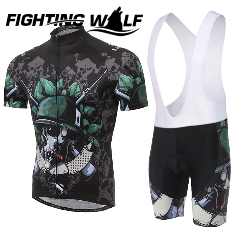 Outdoor Men Summer Breathable Short Sleeve Cycling Jerseys Bike Sports Clothing Quick Dry Cycle Bicycle Clothes Ropa Ciclismo
