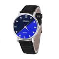 Fashion Watches Stainless Steel Leather Men s Women Sport Light Analog Quartz Wrist Watch