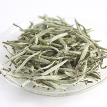 1.1lb / 500g Silver Needle,Top Grade White Tea,Baihao Yingzheng, Anti-old Tea,A2CBY01,Free Shipping