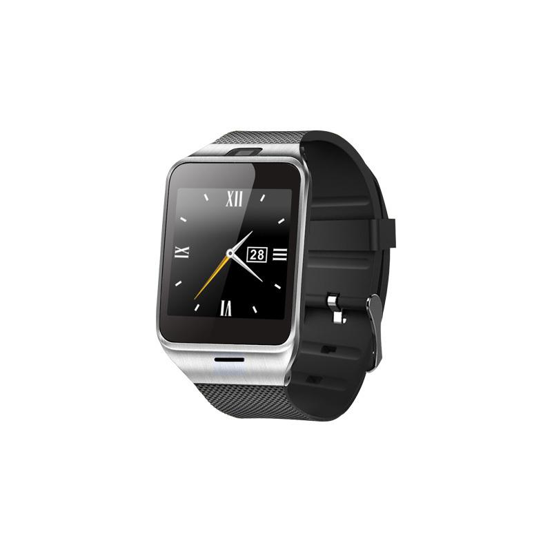 New arrived fashion smartwatch SIM card GSM/GPRS 850/900/1800/1900 Bluetooth 3.0 high quality man women major leisure sports(China (Mainland))