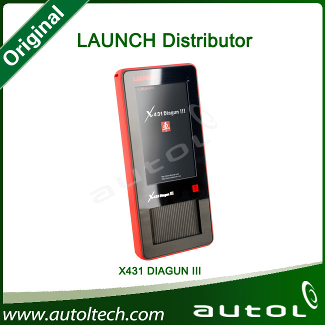 Launch X-431 Diagun 3 X431 diagun III diagun3 auto scanner 100% original Update Online(China (Mainland))
