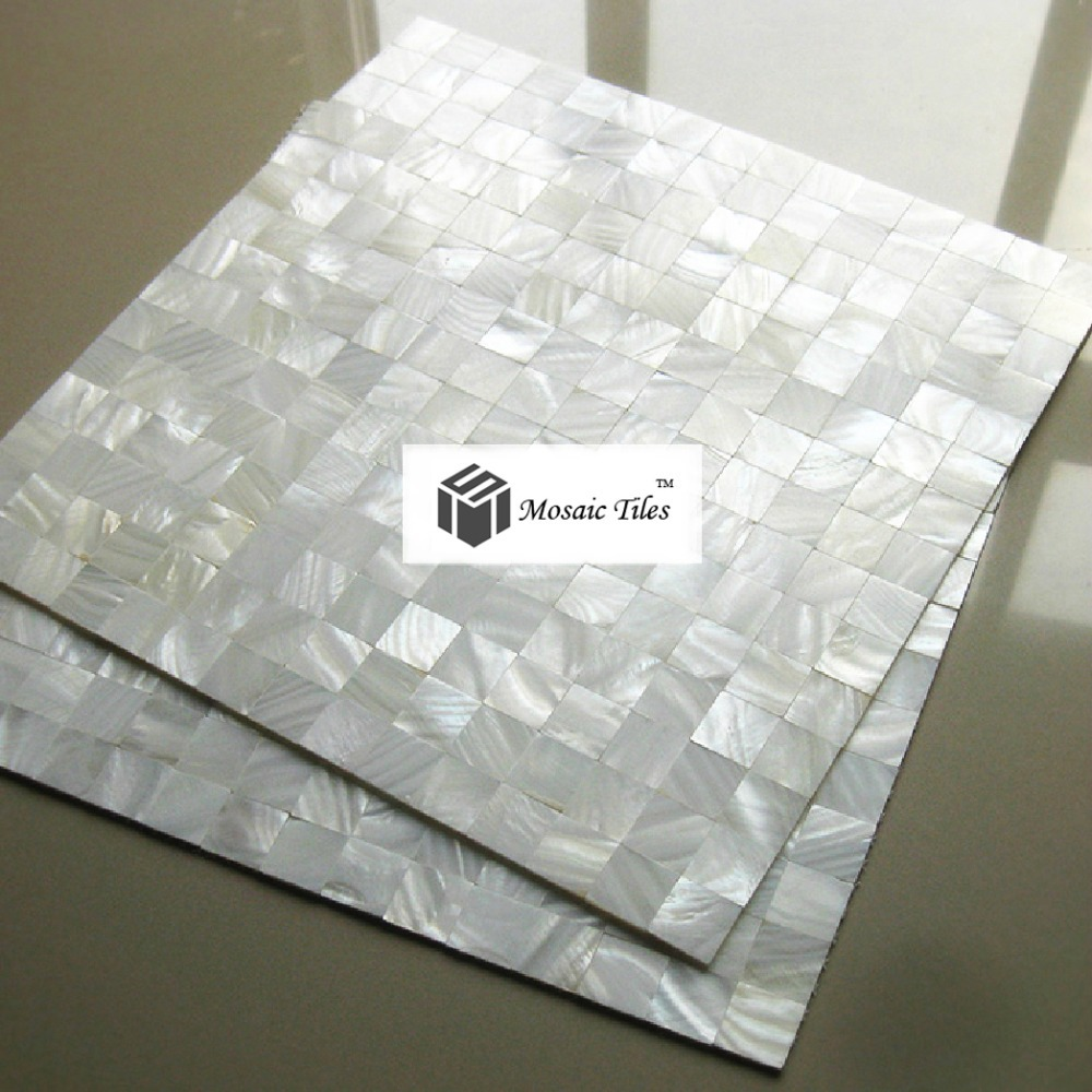 New 2015 mother of pearl mosaic tile kitchen backsplash - Mirror mosaic tile backsplash ...