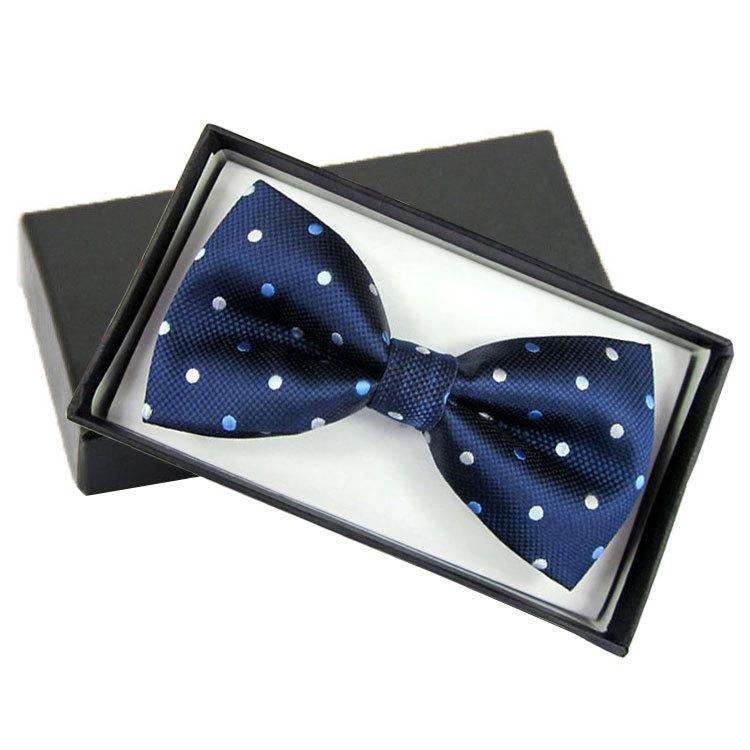 7 colors polka Dot print polyester male bowtie for men butterfly bow tie gravata borboleta bow