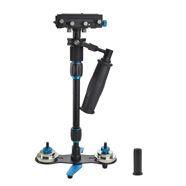 FOTGA S-400 4.5kg Load PRO Handheld Steadycam Video Stabilizer for Canon 5D2 6D 70D 60D 7D 5D3 Camera Camcorder DV DSLR<br><br>Aliexpress