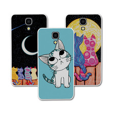 "Buy Newest Cute Painted Cat Bear coque LG X Screen View K500ds K500n K500tr K500 Case Cover funda LG X Screen View 4.9""+Gift for $1.35 in AliExpress store"