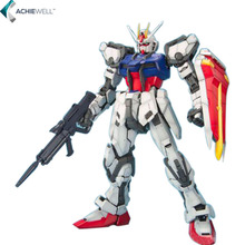 Brand Daban PG 1/60 GAT-X105 Launcher STRIKE GUNDAM Shield Assemble Model Fight Robot Action ABS Figure Toys - Achiewell Toy store
