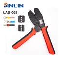 LAS 005 Multi function Crimp Of Energy Saving Crimping Pliers Two sets of dies at both