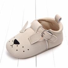 Lindos zapatos de bebé para niñas suaves mocasines zapatos 2019 primavera gato bebé niña Zapatillas Zapatos niño recién nacido primer caminador(China)