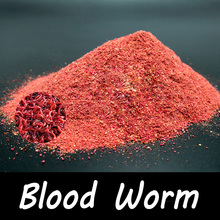 1 Bag 40g Blood Worm Flavor Additive Carp Fishing Feeder Bait Boillie Making Material(China (Mainland))