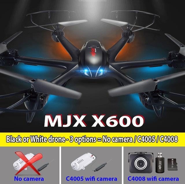 X600 Quadcopter MJX 2.4 Г hexacopter 6-осевой беспилотный вертолет может добавить C4005 камеры (FPV)