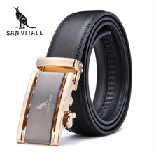 Buy 2017 new Luxury Brand fashion mens belts male genuine leather waistband designer straps cowskin high freeshipping for $10.06 in AliExpress store