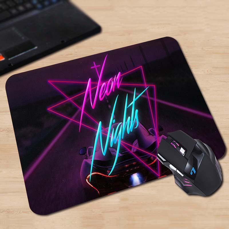 Babaite pink daft punk Best Soft Gaming Mouse Games Black Desk Mousepads