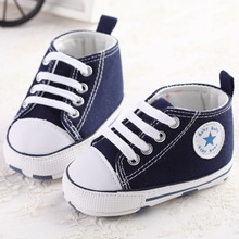 New Classic Leisure Spring Autumn Infant Toddler Prewalker First Walkers Shoes Newborn Baby Kids Sports Soft Soled Sneakers 0-1T(China (Mainland))