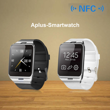 Gv18 смарт-bluetooth наручные часы с камерой Android часы телефон поддержка SIM карты aplus Smartwatch для смартфонов