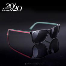 20/20 Brand Polarized sunglasses Men Driving Sun Glasses Outdoor Sports UV400 Oval Oculos Male Eyewear Accessories PL238