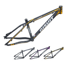 3 color Gisuit 26'' 17'' inch Mountain Bikes Bicycles Ultra-light Aluminum Alloy Frame Parts(China (Mainland))