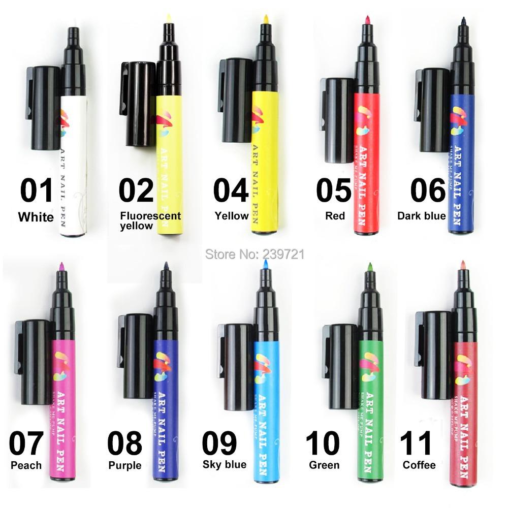 26 exceptional Nail Polish Paint Pens – ledufa.com