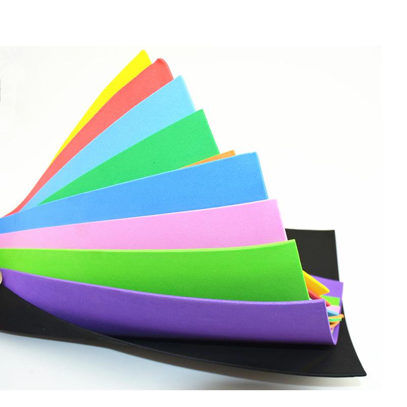 Гаджет  2015 NEW Hot 20*27.7cmThick Multicolor Sponge Foam Paper Fold scrapbooking Paper Craft DIY wholesale None Дом и Сад