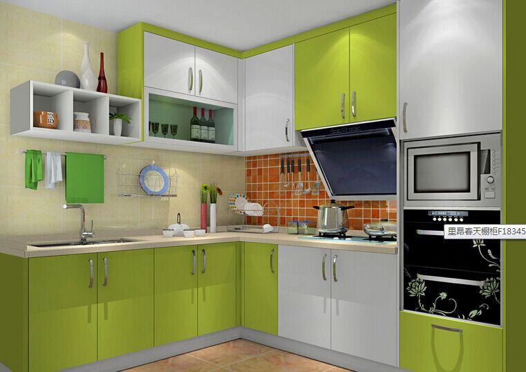 Armario Baño Pared ~ Casa doce plano colorido cozinha móveis alto brilho laca armário de cozinha modular em Armários