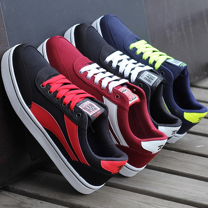 2015 Fashion Men's Sneakers Casual Breathable Comfortable Soft Flat Shoes Lace-up Men Shoes Sports Hot Fashion Shoe(China (Mainland))