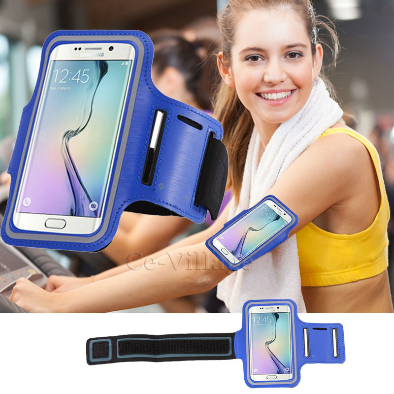 Phone Bag Case for Doogee X5 DG310 Nova Y100X/Y100 Pro /F3 Pro 4G FDD /X5 Pro Nylon Running Gym Sports Arm Band PU Leather Cover(China (Mainland))