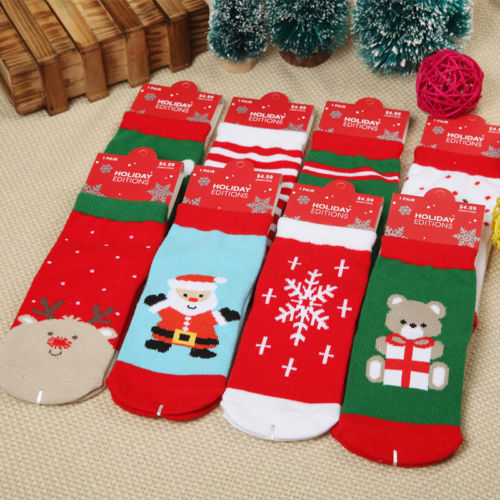 Make sure the stockings hanging from the mantle reflect every member of your family. From designs perfect for the newborn baby to custom stockings for the matriarch of the family, you'll find personalized Christmas stockings of all types.