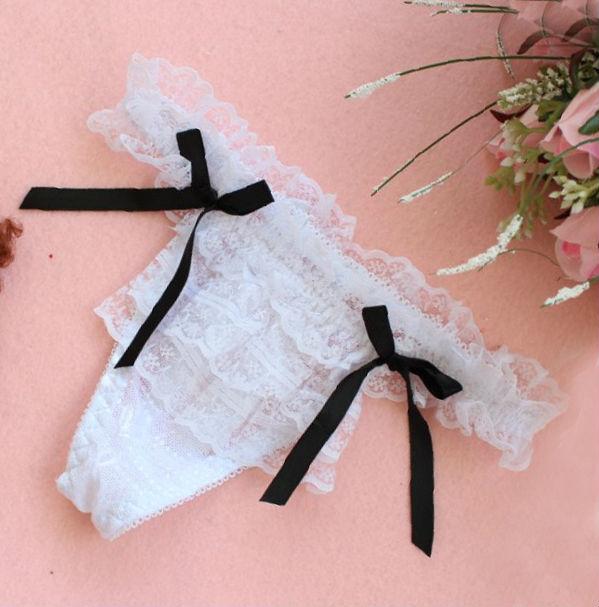 Mujeres sexy tangas de encaje bragas bragas calzoncillos - Fotos de mujeres en ropa interior de encaje ...