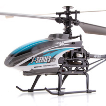 Kids toys Remote Control Rc Helicopter with Remote Drone 3.5 Channels Rc Quadcopter helicoptero dron professional drones F46