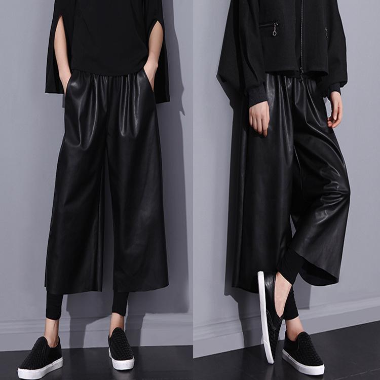 Creative 2015 Fashion Casual Women Loose Pants Elastic Waist Yoga Harem Baggy