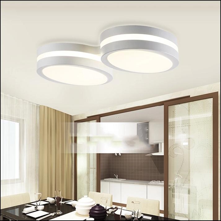 Netliving Room Ceiling Lights Modern : Ceiling light living room lamp modern bedroom lights lamps 2 head 26w