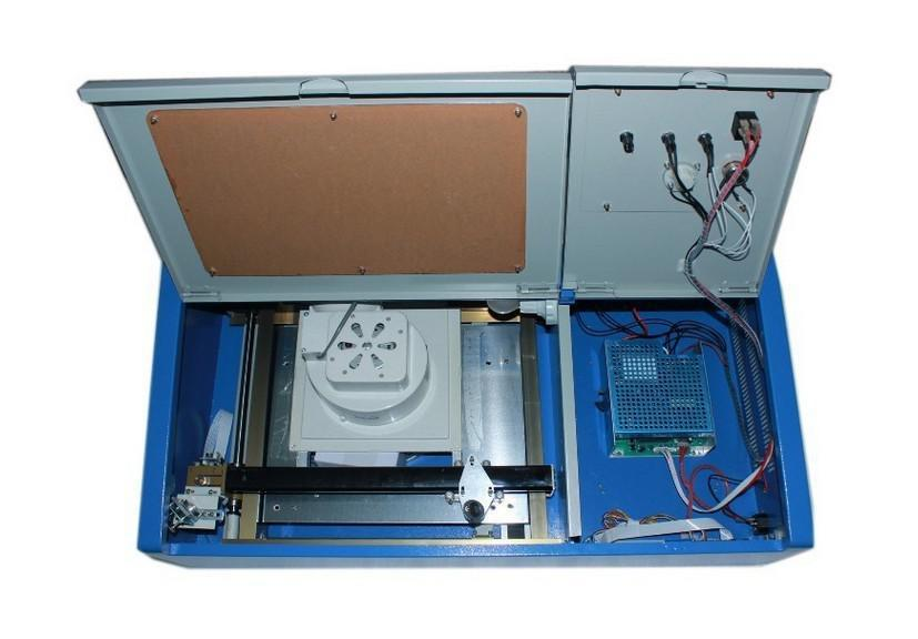 Competitive price Mini CO2 Laser Engraver wood Cutting ...