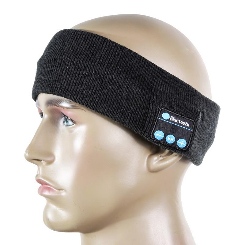 Wireless Bluetooth Headset Sleep Phone Handsfree Mp3 Music Player Headphone Sleeping Sports Running Earphone for Women Men Girls