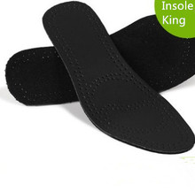 2016 summer style factory Outlet 3 pair thick cowhide soft leather insoles Unisex style Anti-bacterial deodorant(China (Mainland))