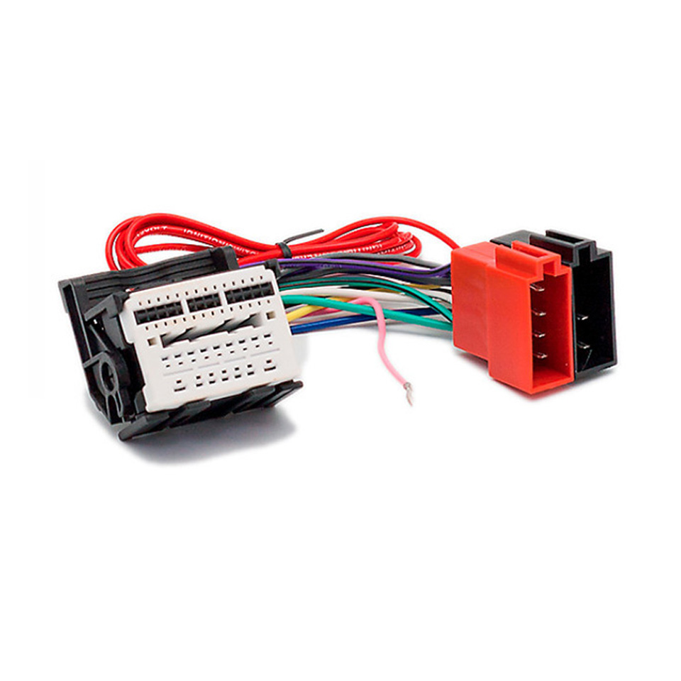 Painless circuit wiring harness universal wire