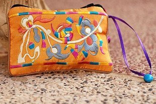 Free shipping ! coin purse for ladies, ethnic style, cotton embroidered purse, different design to choose