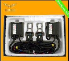 free shipping H4 BI-XENON moving h4 HID xenon KIT GOOD QUALITY(China (Mainland))