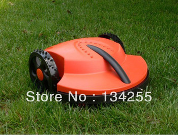 BY DHL FREE SHIPPING Robot Grass Cutter Garden Tool Mower  Robot Lawn Mower with Lithium Battery,Auto Recharge