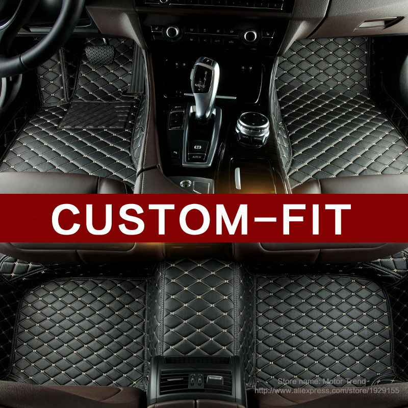 Special Custom Made Car Floor Mats For Cadillac Ats Cts