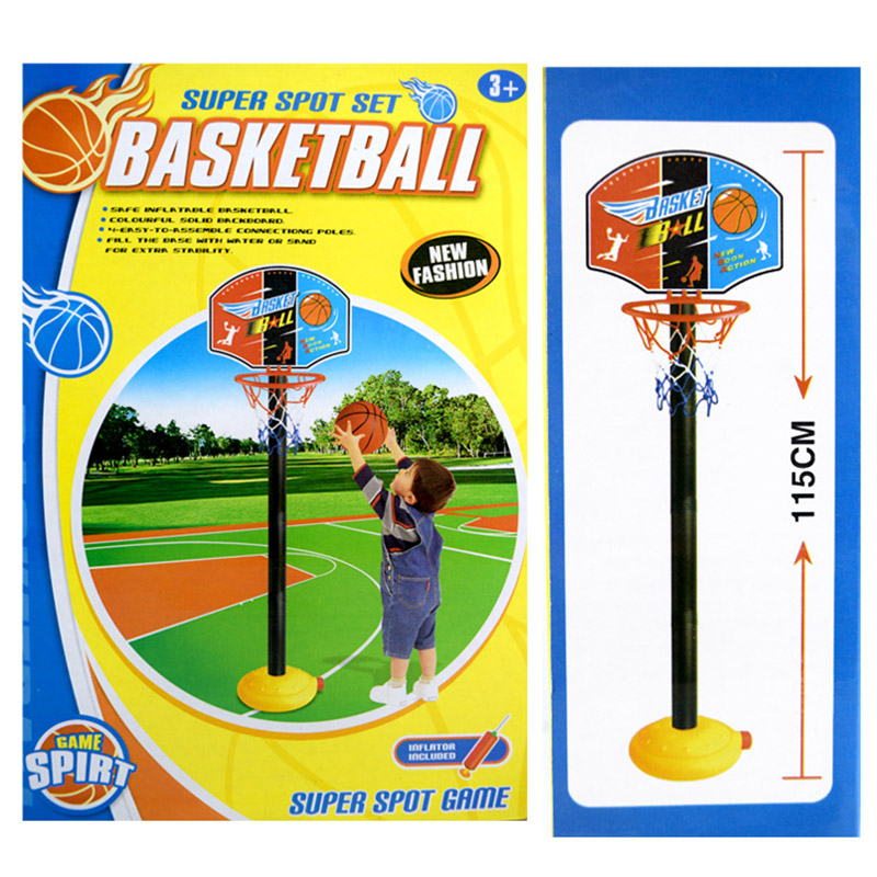 Children Basketball Stand Set Ball Toy Balls Game Mini Basketball Basket Hoop Outdoor Toys Funny Games Baby Ball Sport(China (Mainland))