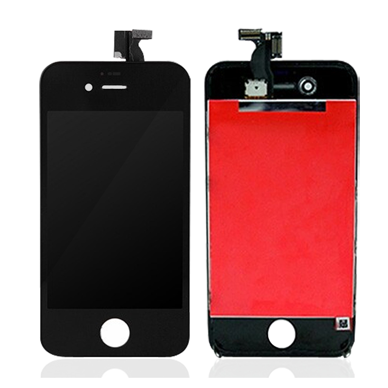 A+++ Quality Front Screen LCD For Apple iPhone 4S LCD Display + Touch Screen Digitizer Assembly + Frame + Tools Free Shipping(China (Mainland))