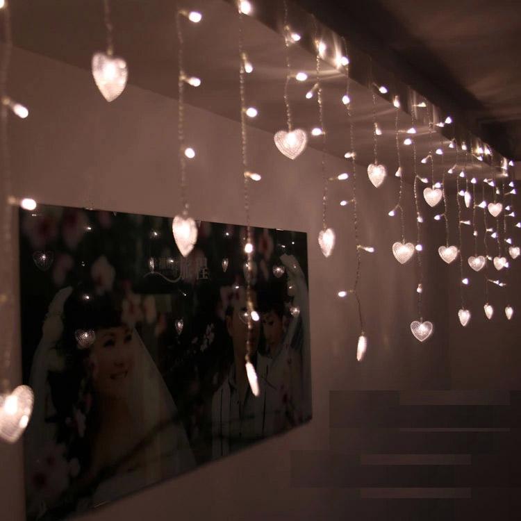 LED Garlands Christmas Xmas Lighting Wedding Party Marriage Room Window Decoration Indoor 4M ...